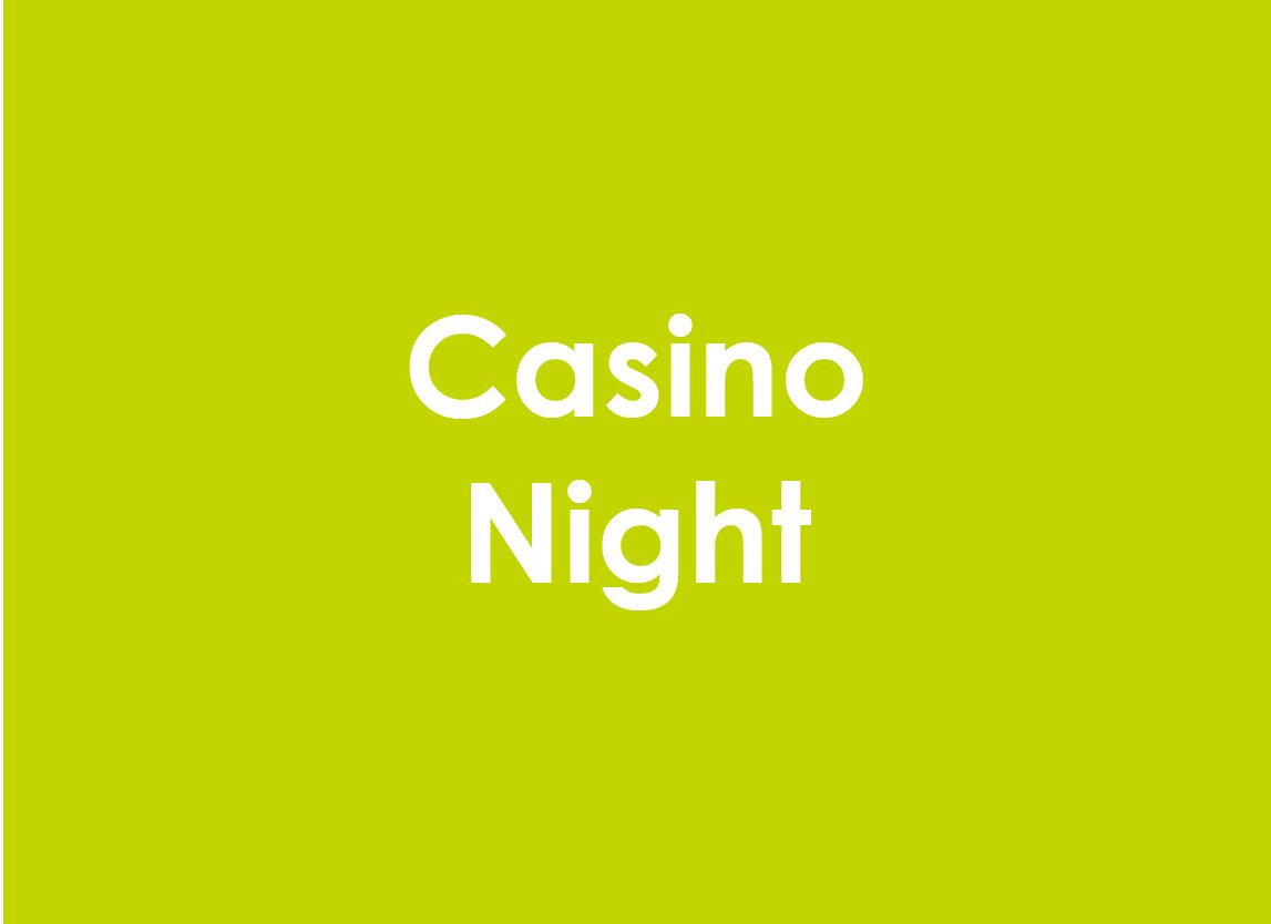 CAHFPAF Casino Night