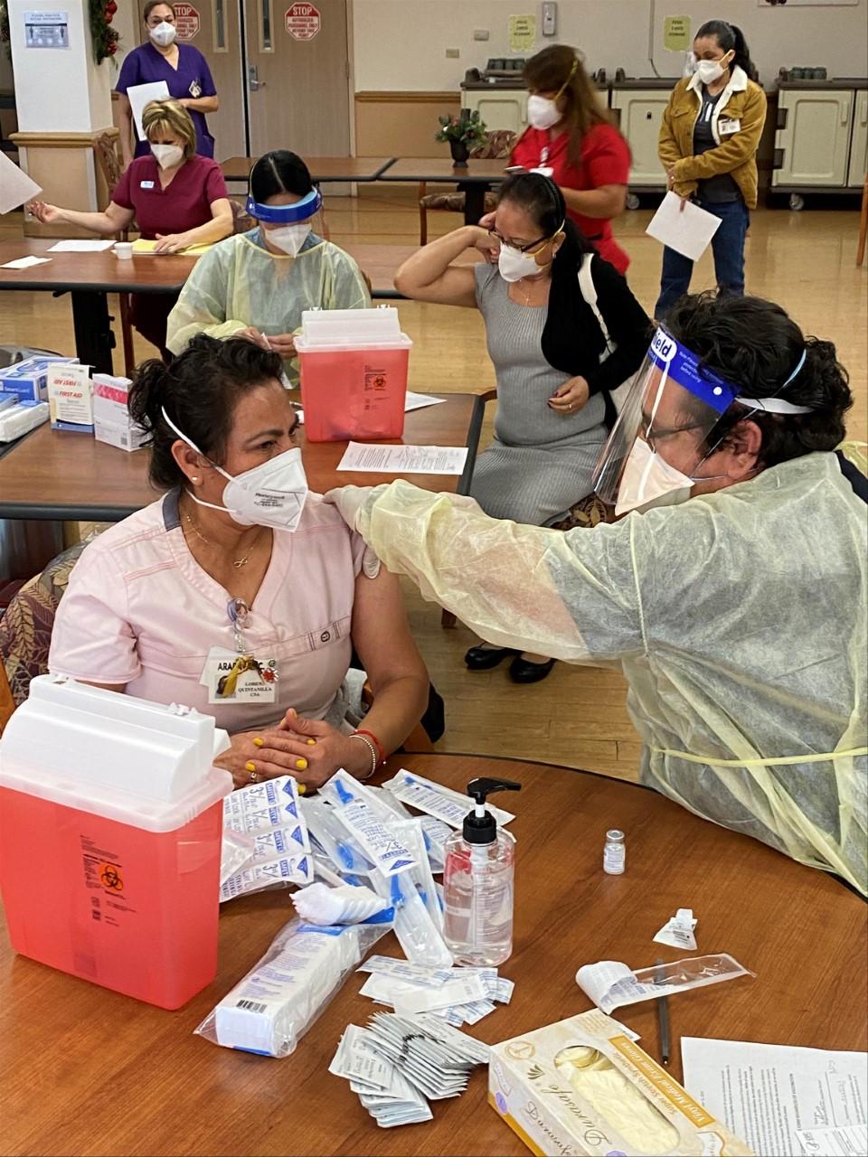 WINNER: Ararat Nursing Facility in Mission Hills