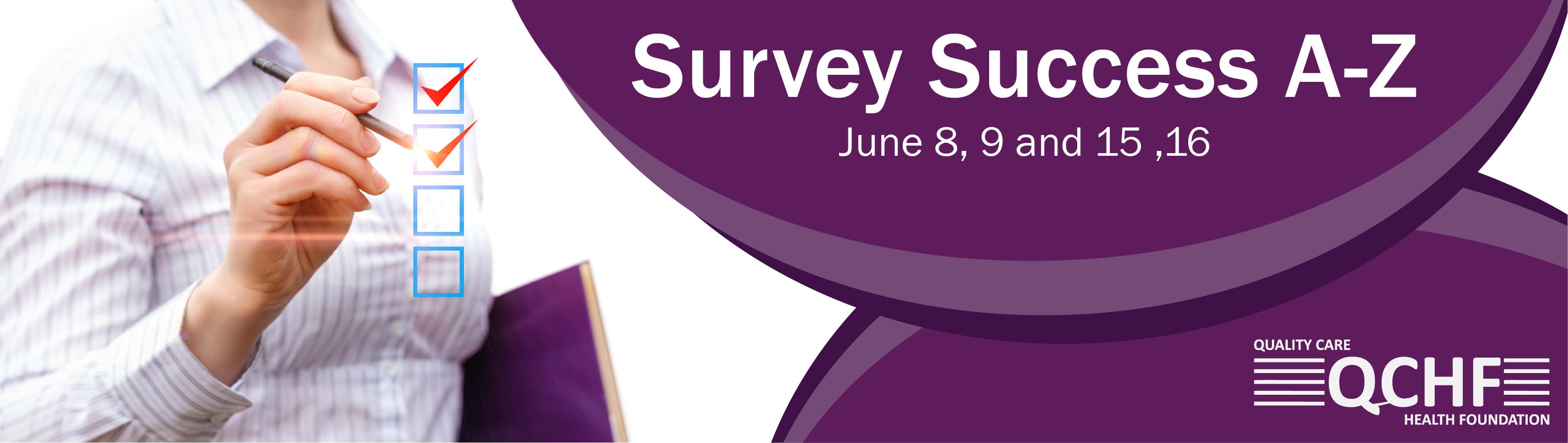 Survey Success A-Z
